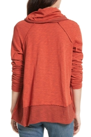 Free People Cocoon' Cowl Neck - Front full body