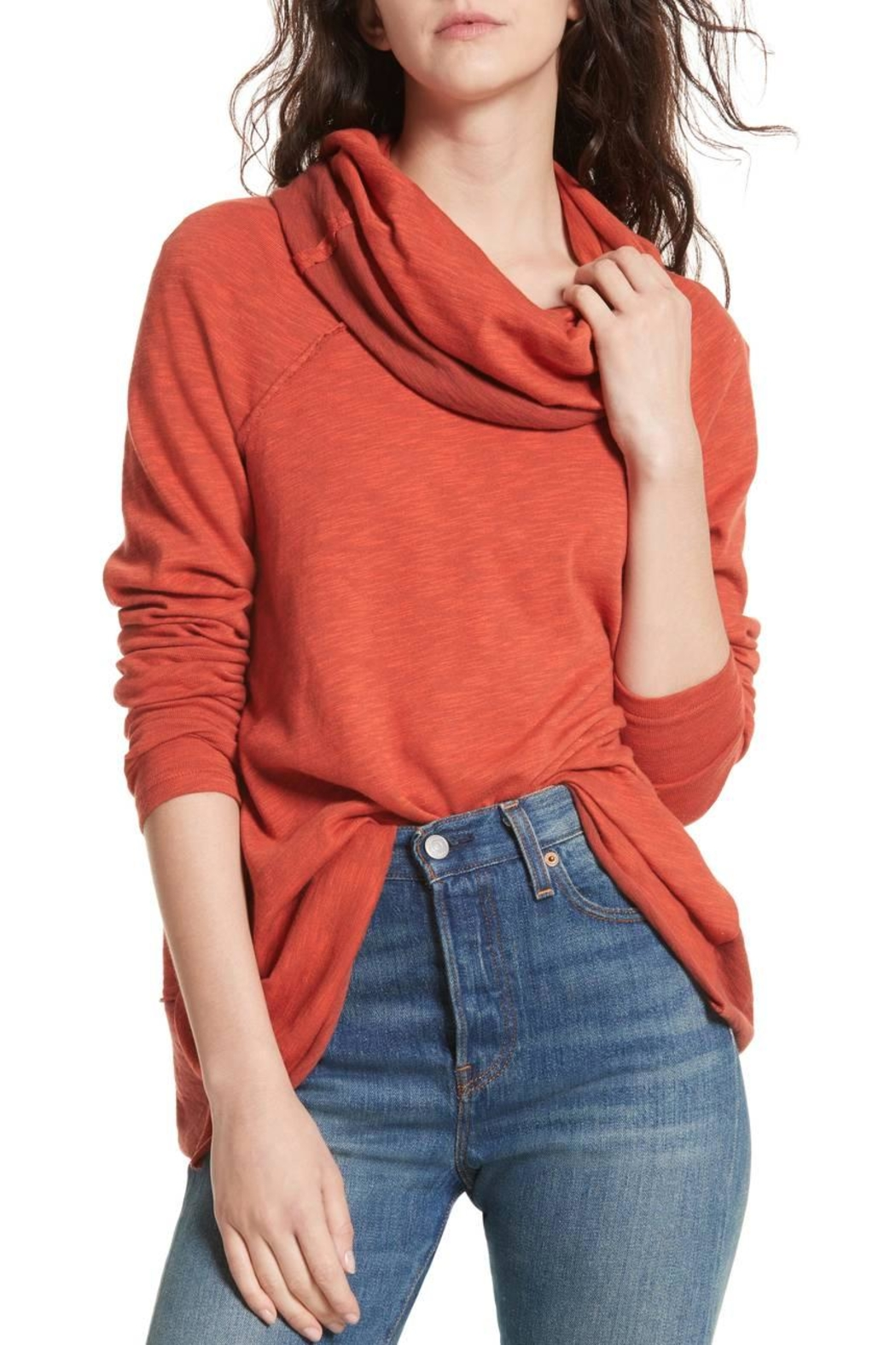 Free People Cocoon' Cowl Neck - Main Image