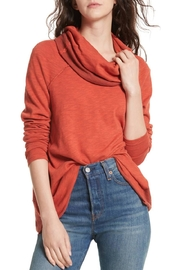 Free People Cocoon' Cowl Neck - Front cropped