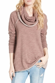 Free People Cocoon Cowl Pullover - Product Mini Image