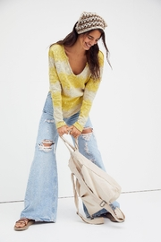 Free People Come And Get-It Washed - Side cropped
