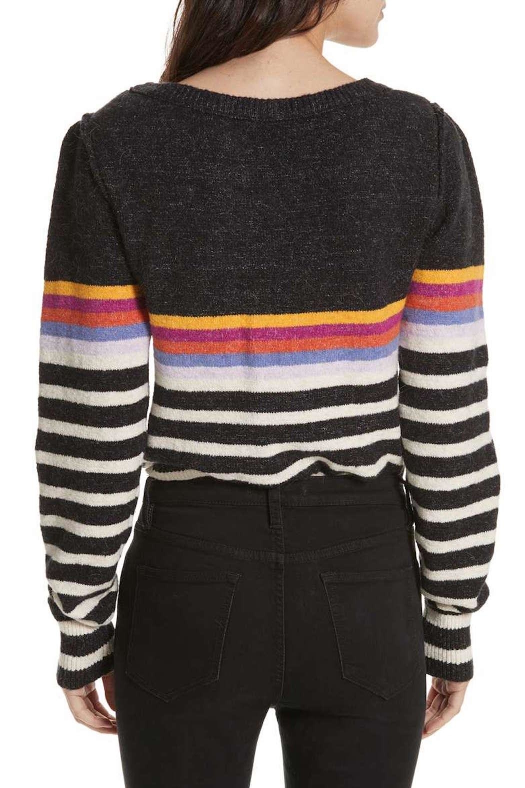 Free People Complete Me Sweater - Side Cropped Image