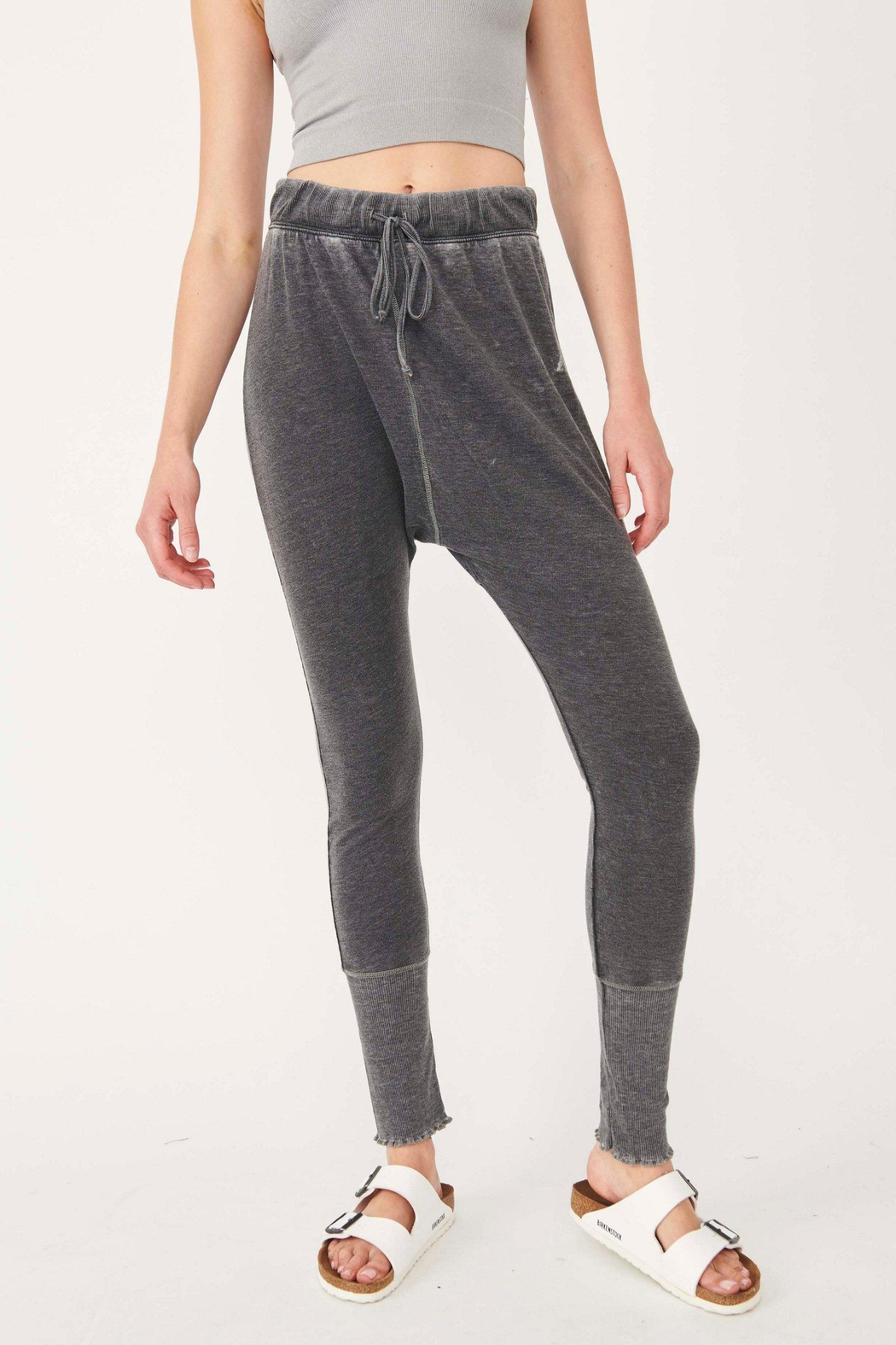 Free People Cozy All Day Harem - Front Full Image