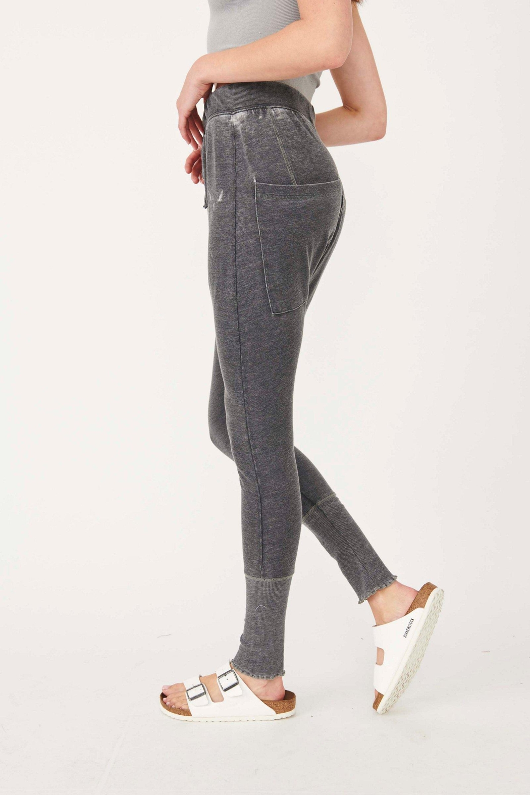 Free People Cozy All Day Harem - Side Cropped Image