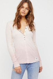 Free People Cozy Up Henley - Product Mini Image