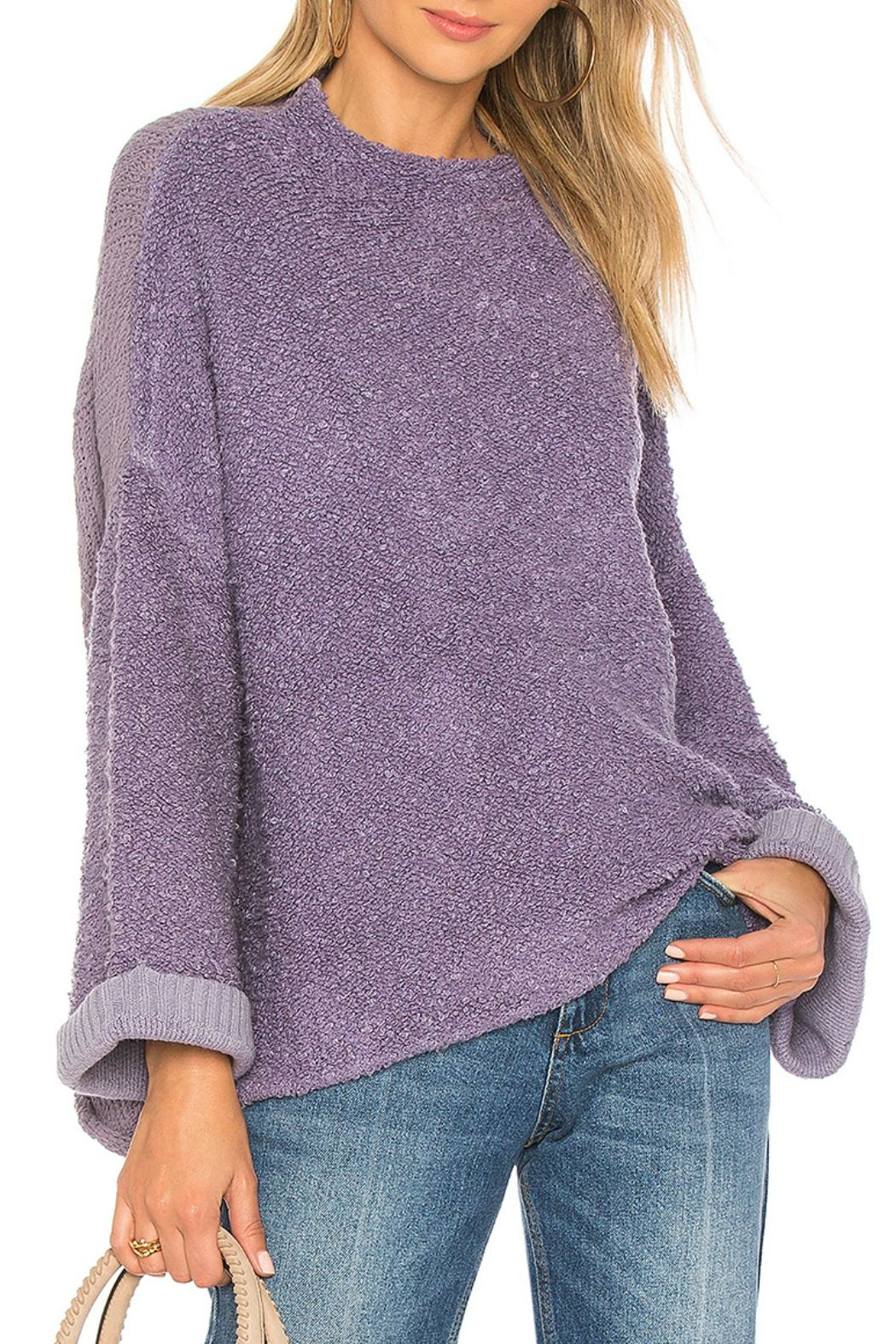 Free People Cuddle Up Pullover - Main Image