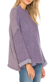 Free People Cuddle Up Pullover - Front full body