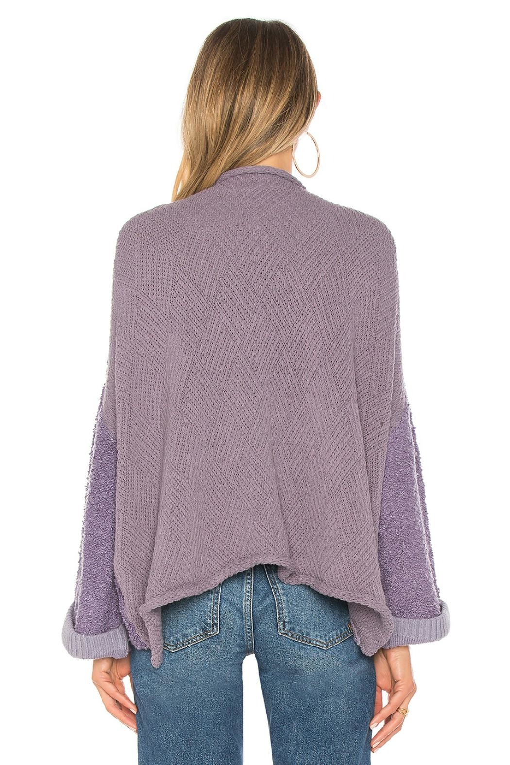 Free People Cuddle Up Pullover - Side Cropped Image