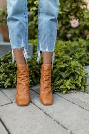 Free People Cybill Heel Boot - Front full body