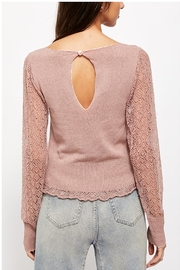 Free People Cyrstallized Sweater - Side cropped
