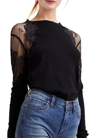 Free People Daniella Lace Top - Product Mini Image