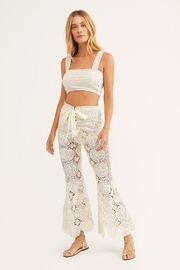 Free People Dragonfly Crochet Flare - Product Mini Image