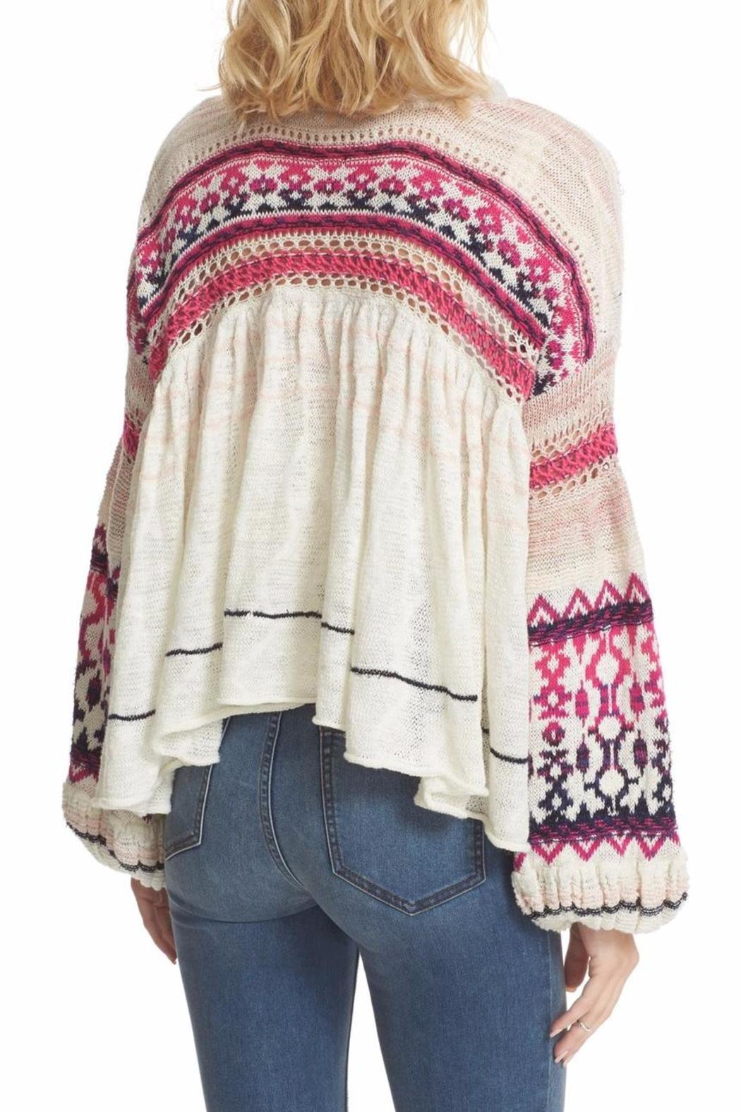 Free People Dreamland Laid Back Cardigan - Front Full Image