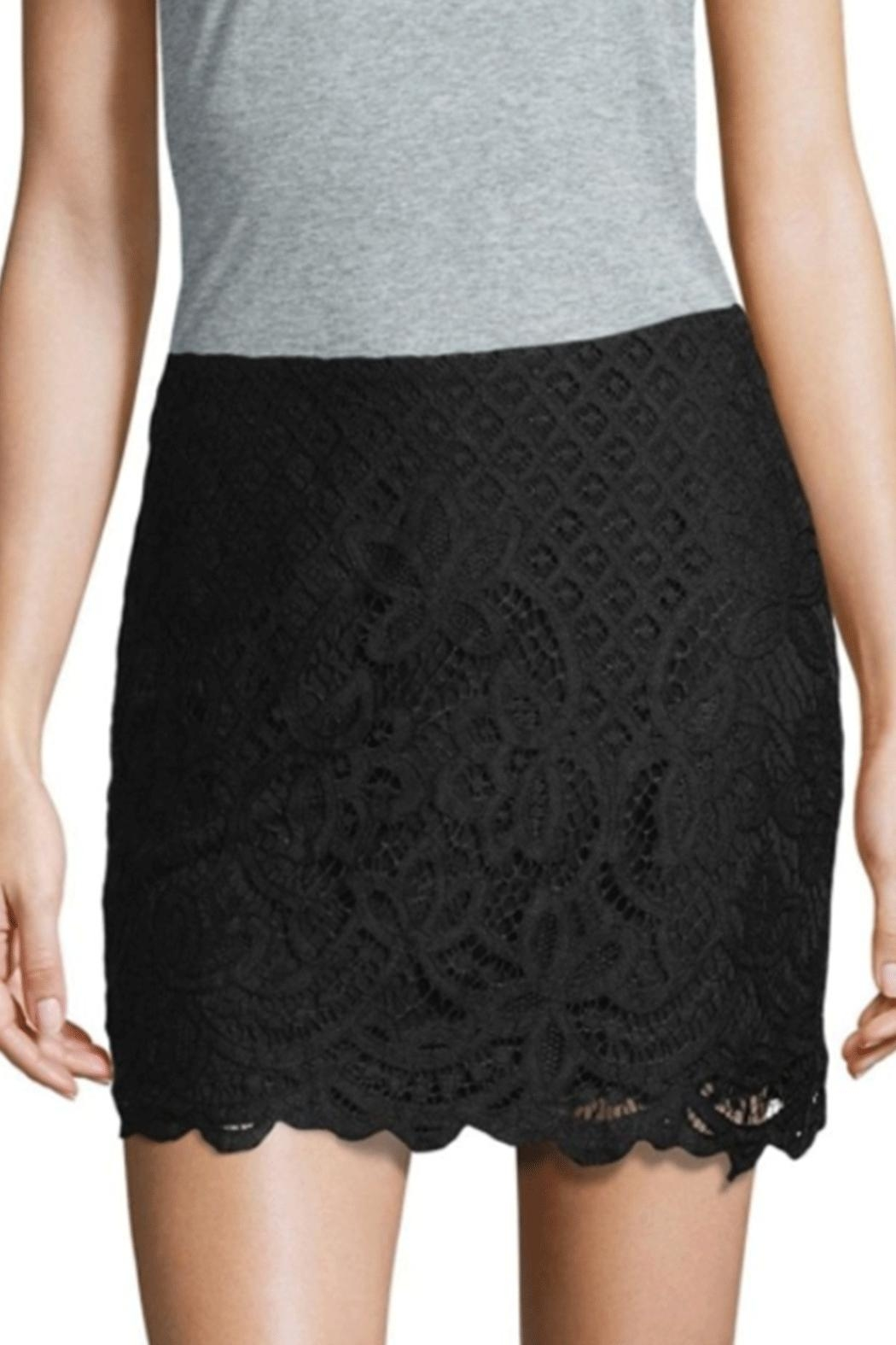 Free People Dreamy Days Miniskirt - Front Cropped Image