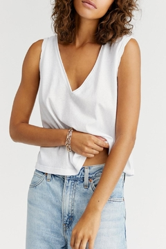 Free People Dreamy Muscle Tank - Product List Image