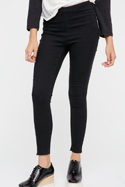 Free People Easy Goes It Jean - Front cropped