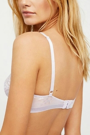 Free People Elise Bralette Lilac - Front full body