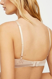 Free People Elise Bralette Nude - Front full body