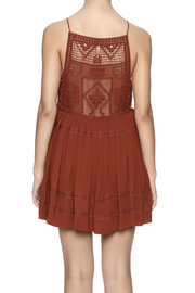 Shoptiques Product: Emily Dress - Back cropped