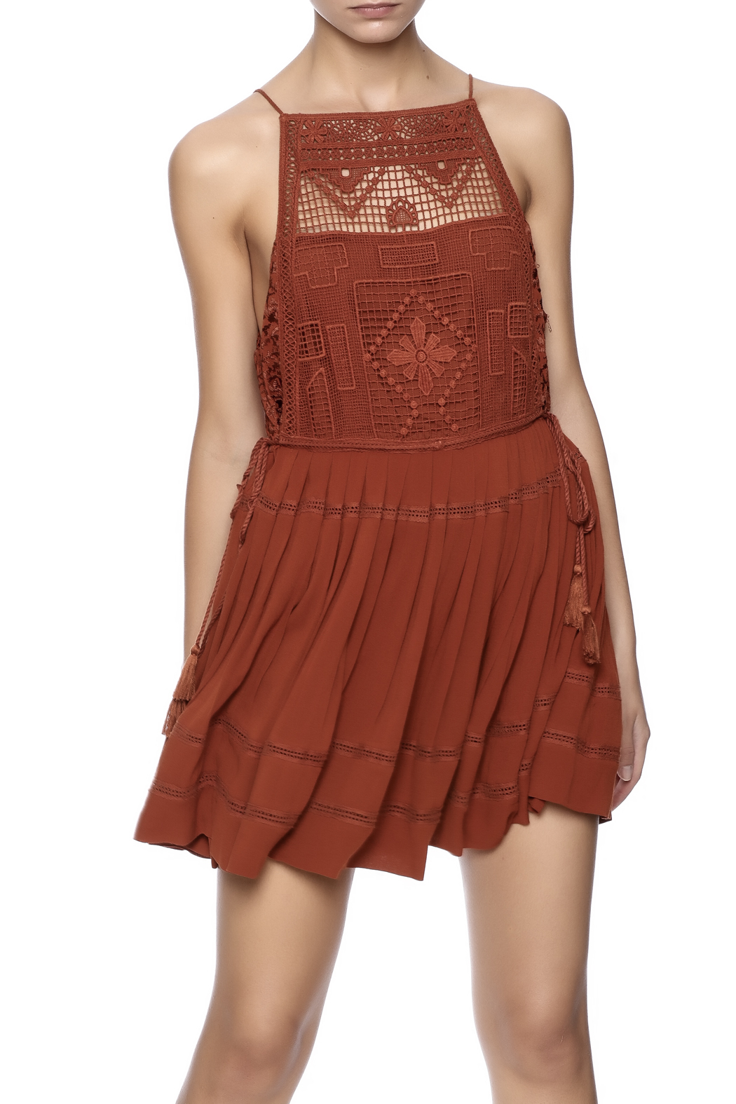 Free People Emily Dress - Front Cropped Image