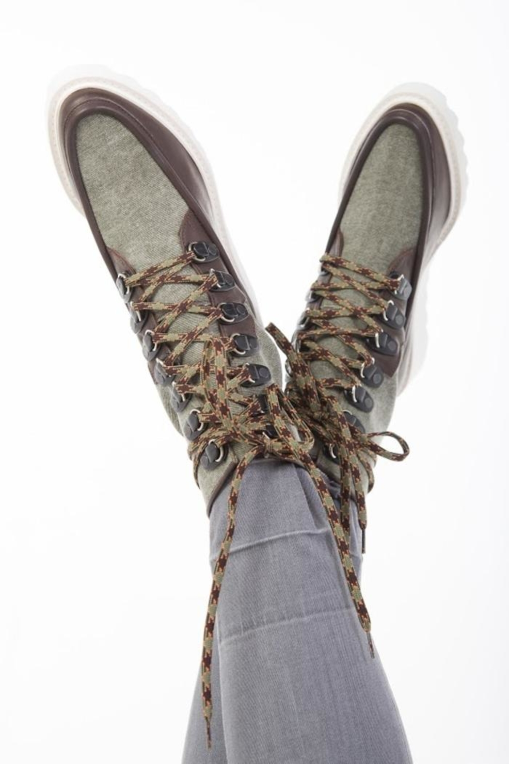 Free People Fallon Hiker Boot - Front Cropped Image