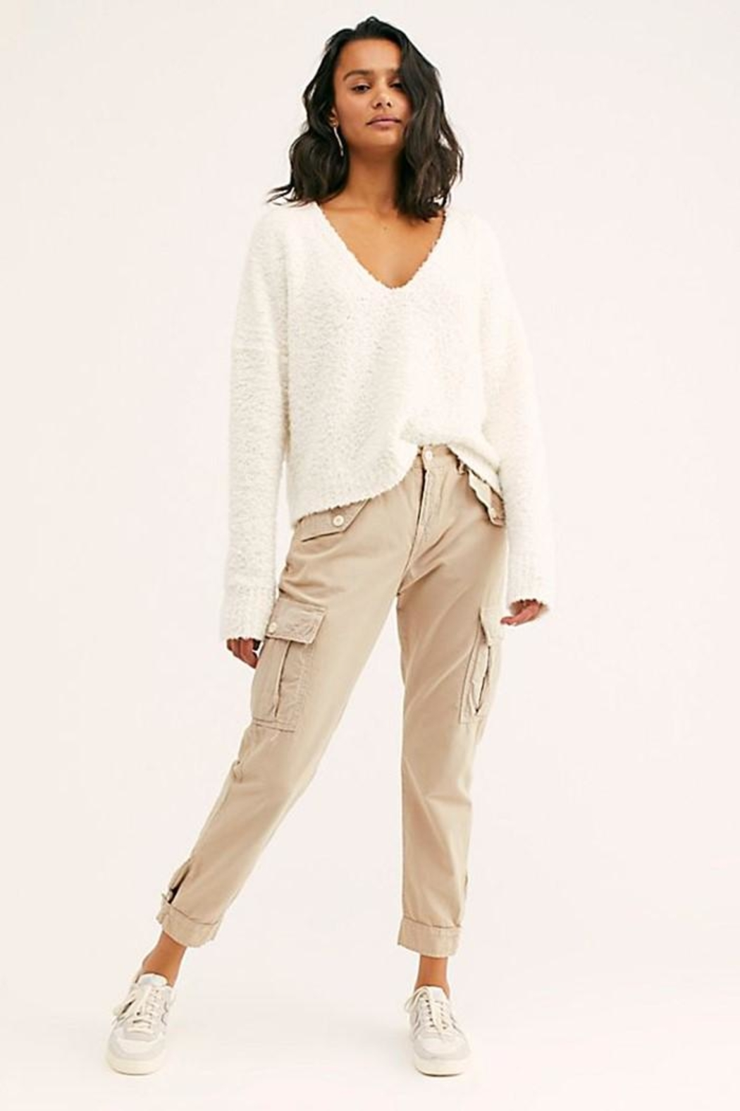 Free People Finders Keepers V-Neck - Main Image