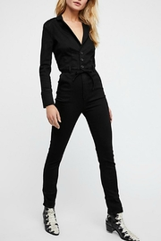 Free People Fitted Jumpsuit - Product Mini Image