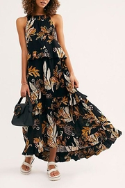 Free People Floral Maxi Dress - Side cropped
