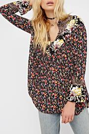 Free People Floral Tunic - Product Mini Image