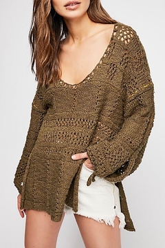 Free People Flower Child Tunic - Product List Image