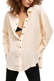 Free People Fp All Smiles Top - Product Mini Image