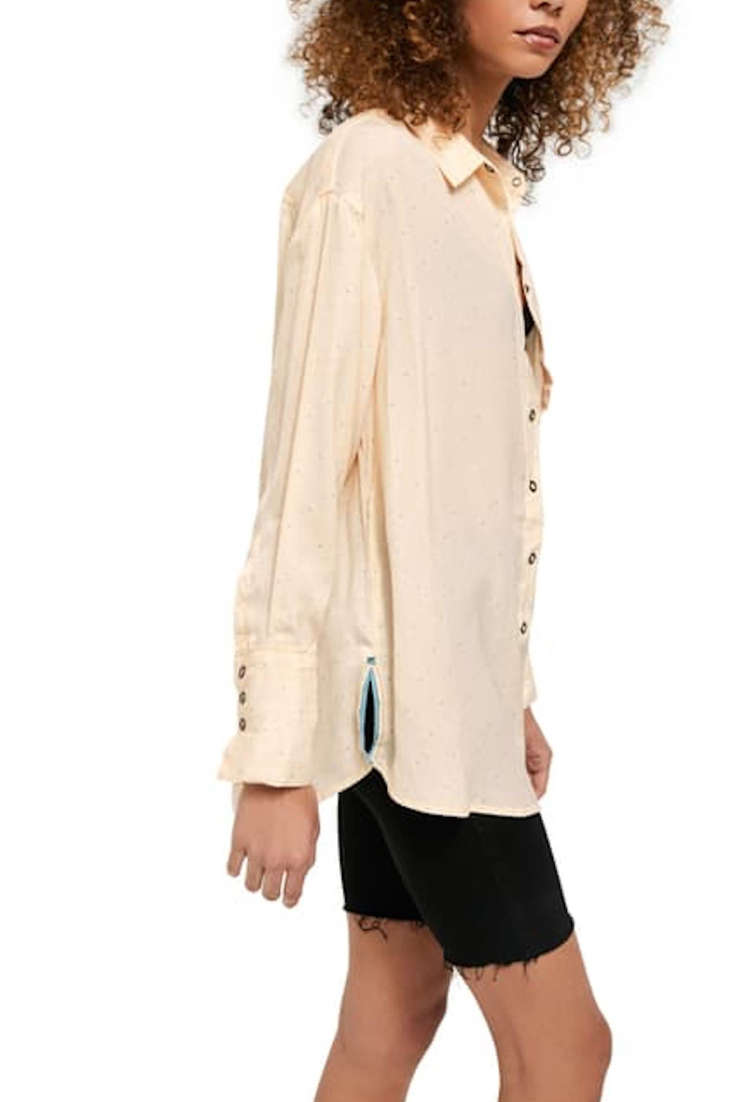 Free People Fp All Smiles Top - Side Cropped Image