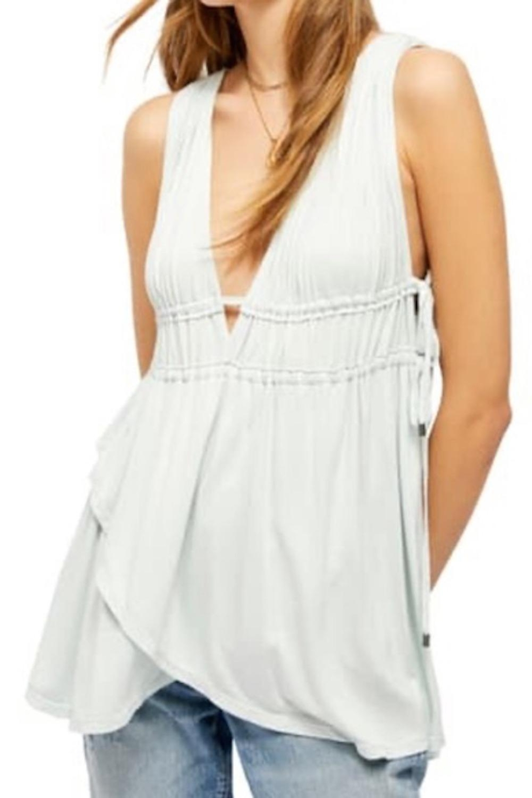 Free People Fp Aries Tank - Front Cropped Image