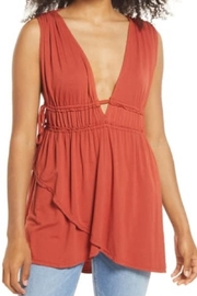 Free People Fp Aries Tank - Front cropped