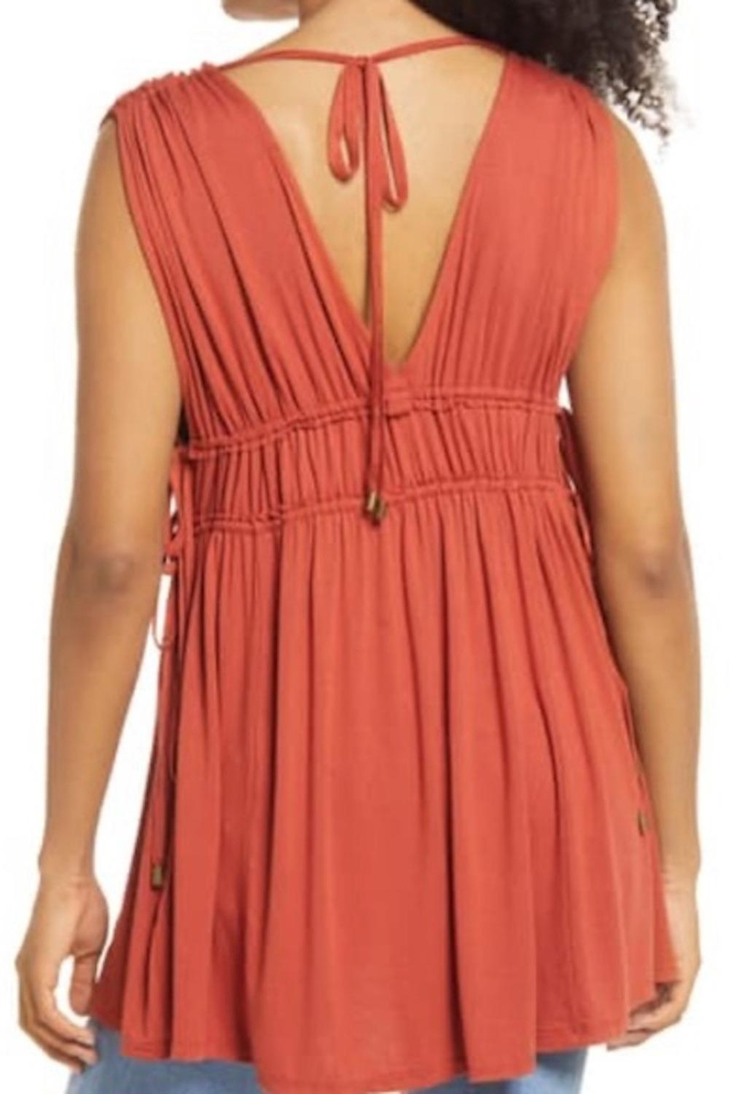 Free People Fp Aries Tank - Front Full Image