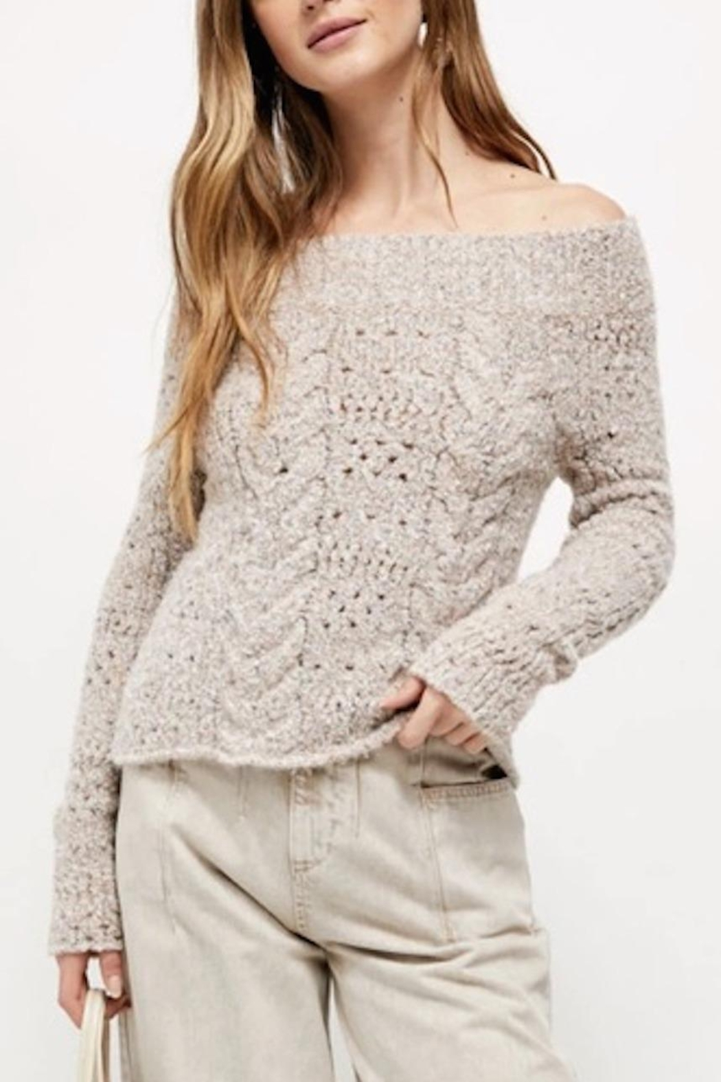 Free People Fp Avalon Pullover - Side Cropped Image