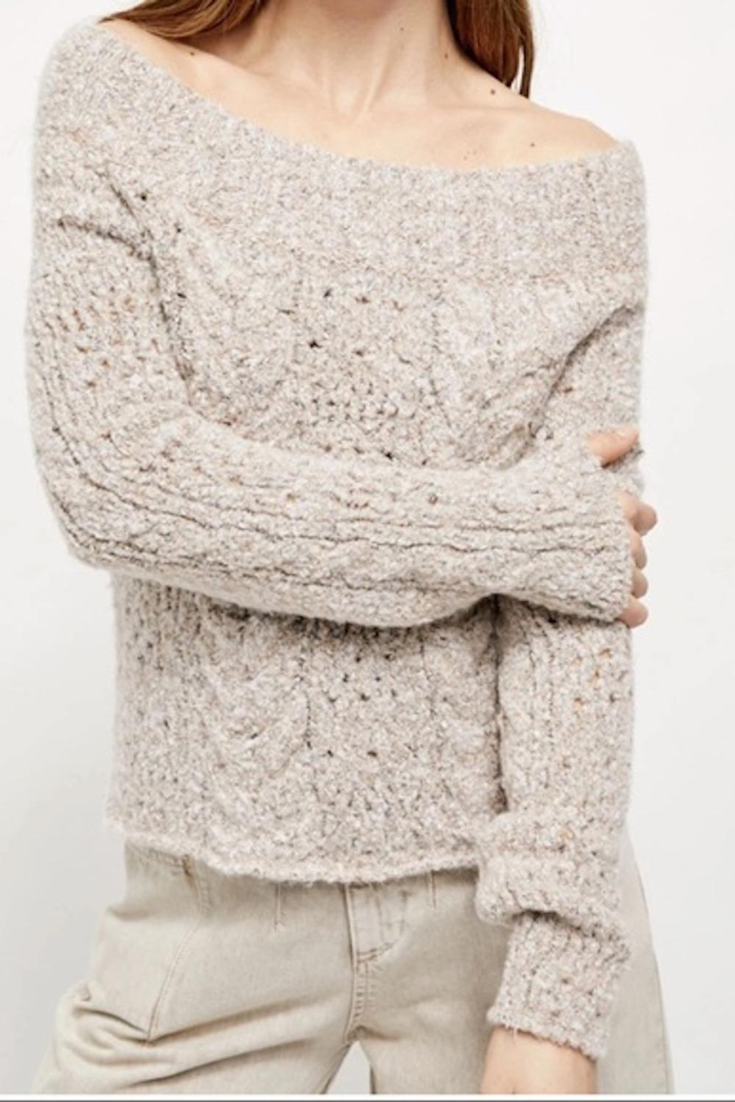 Free People Fp Avalon Pullover - Main Image