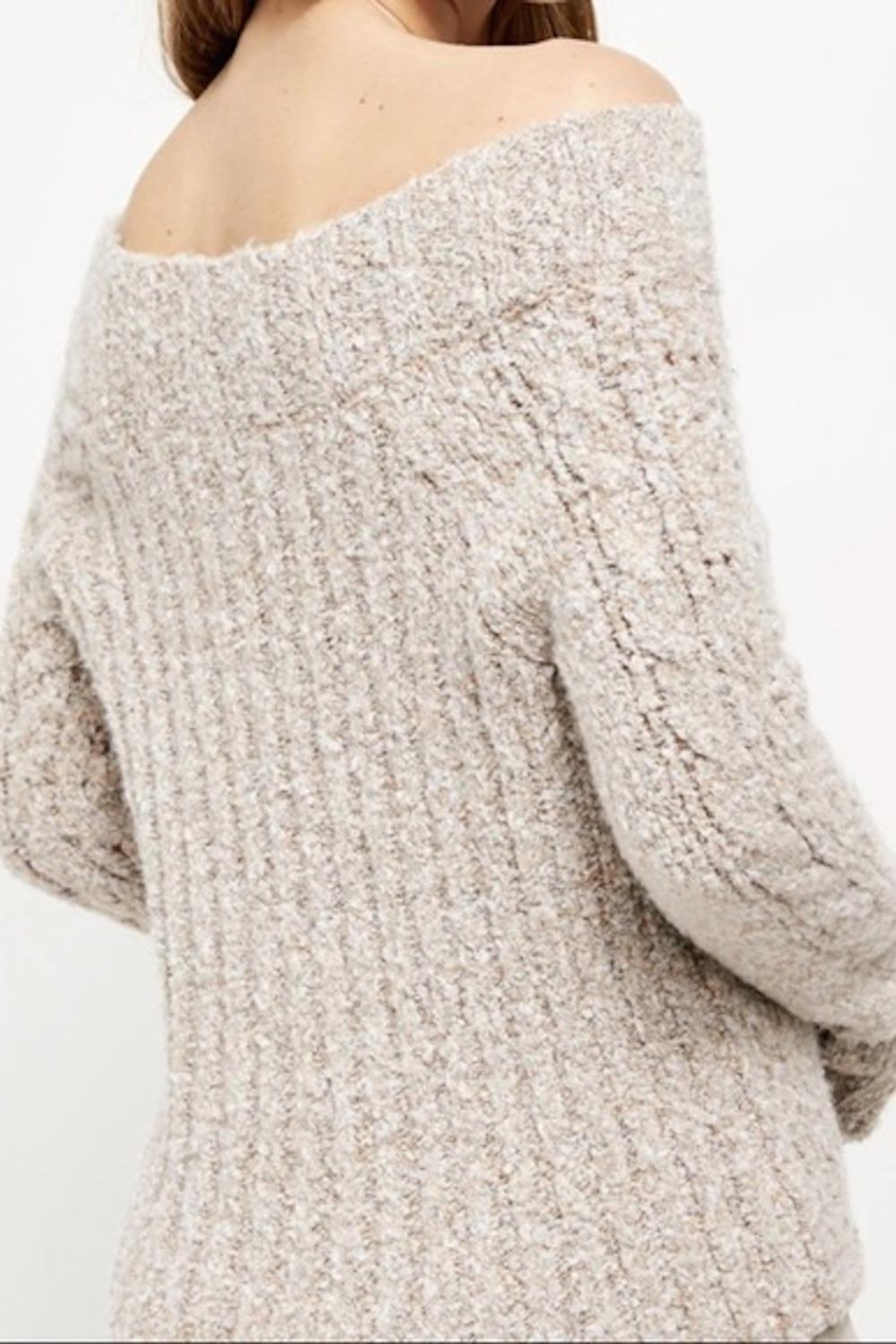 Free People Fp Avalon Pullover - Back Cropped Image