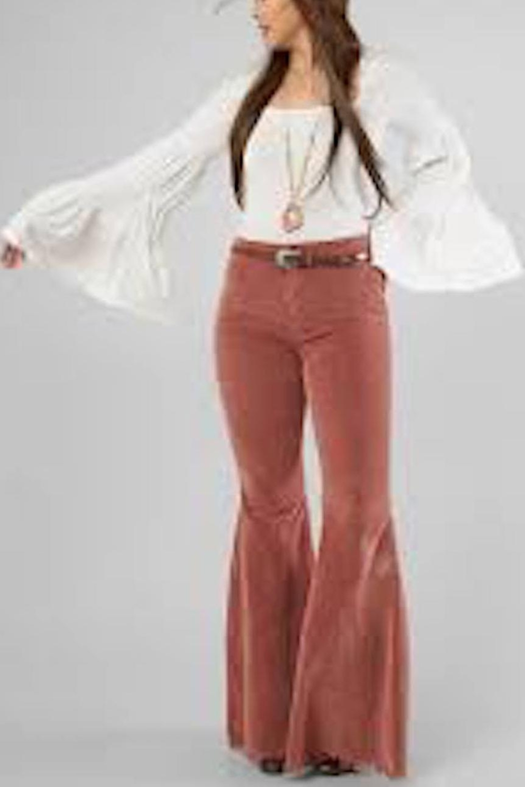 Free People Fp Babetown Blouse - Side Cropped Image