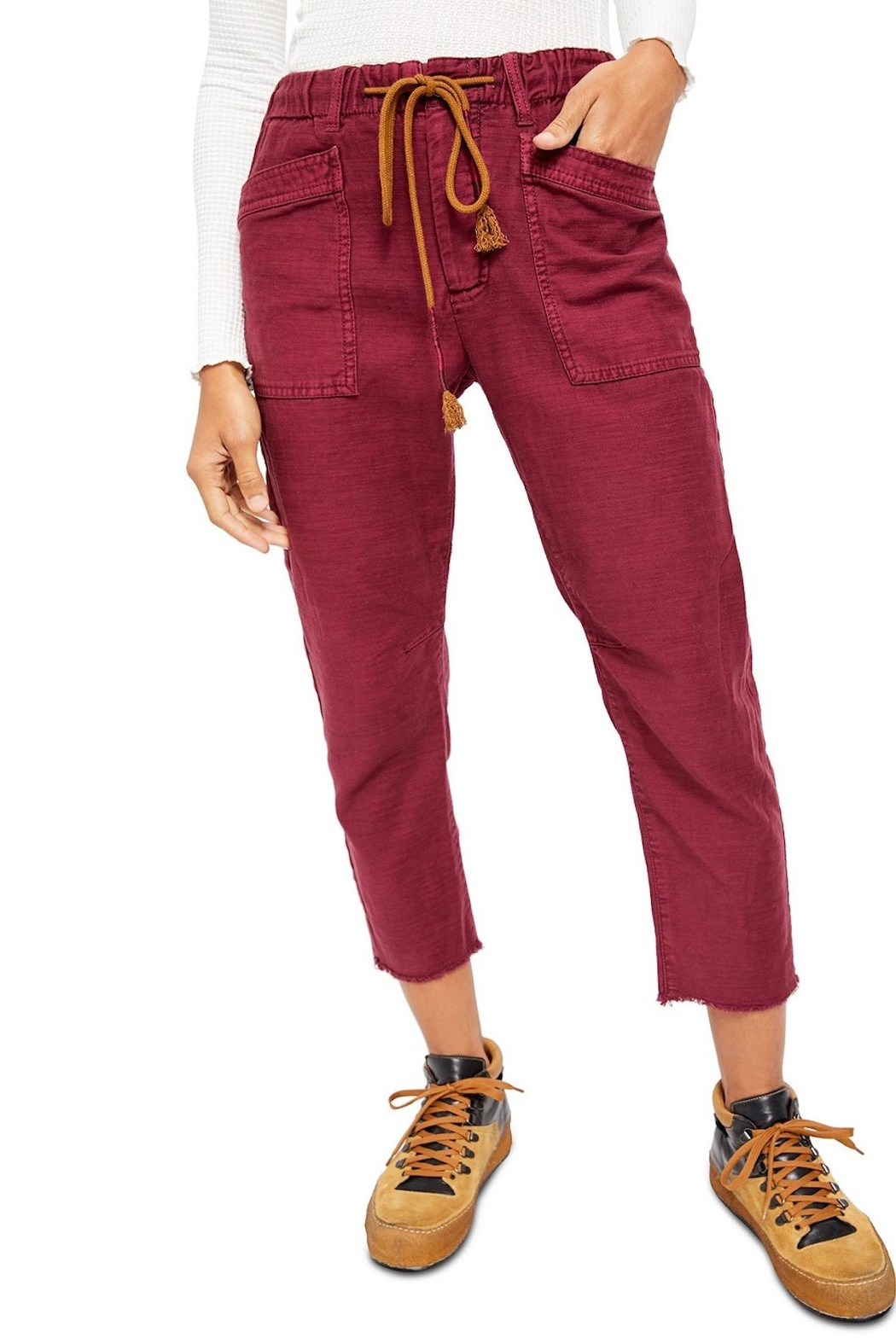 Free People Fp Boyfriend Pant - Main Image