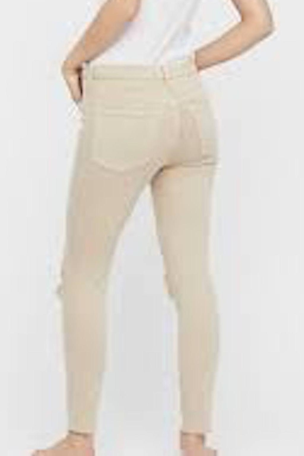 Free People Fp Busted Knee Jean - Side Cropped Image