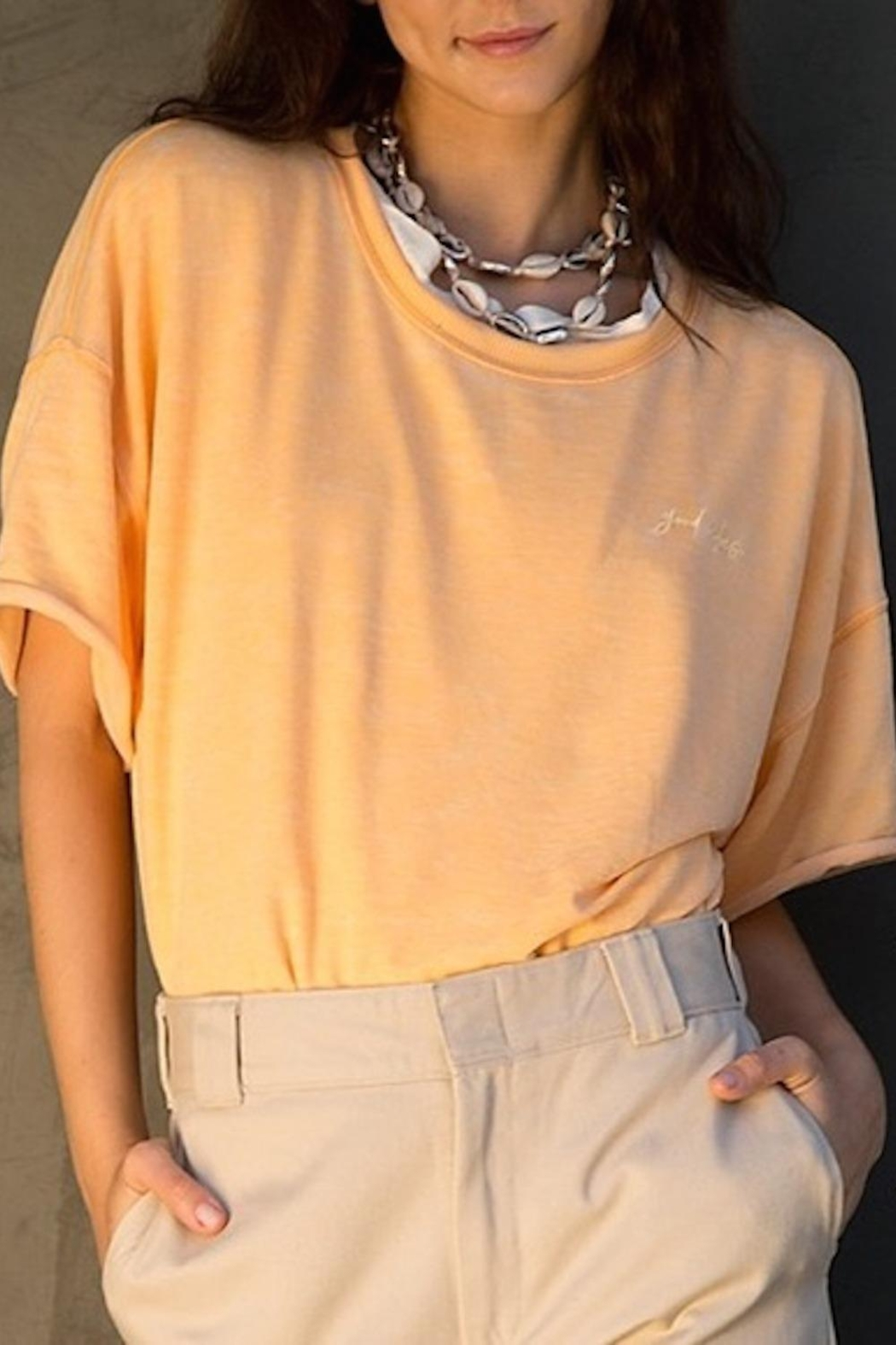 Free People Fp Cool Girl Lounge - Front Full Image