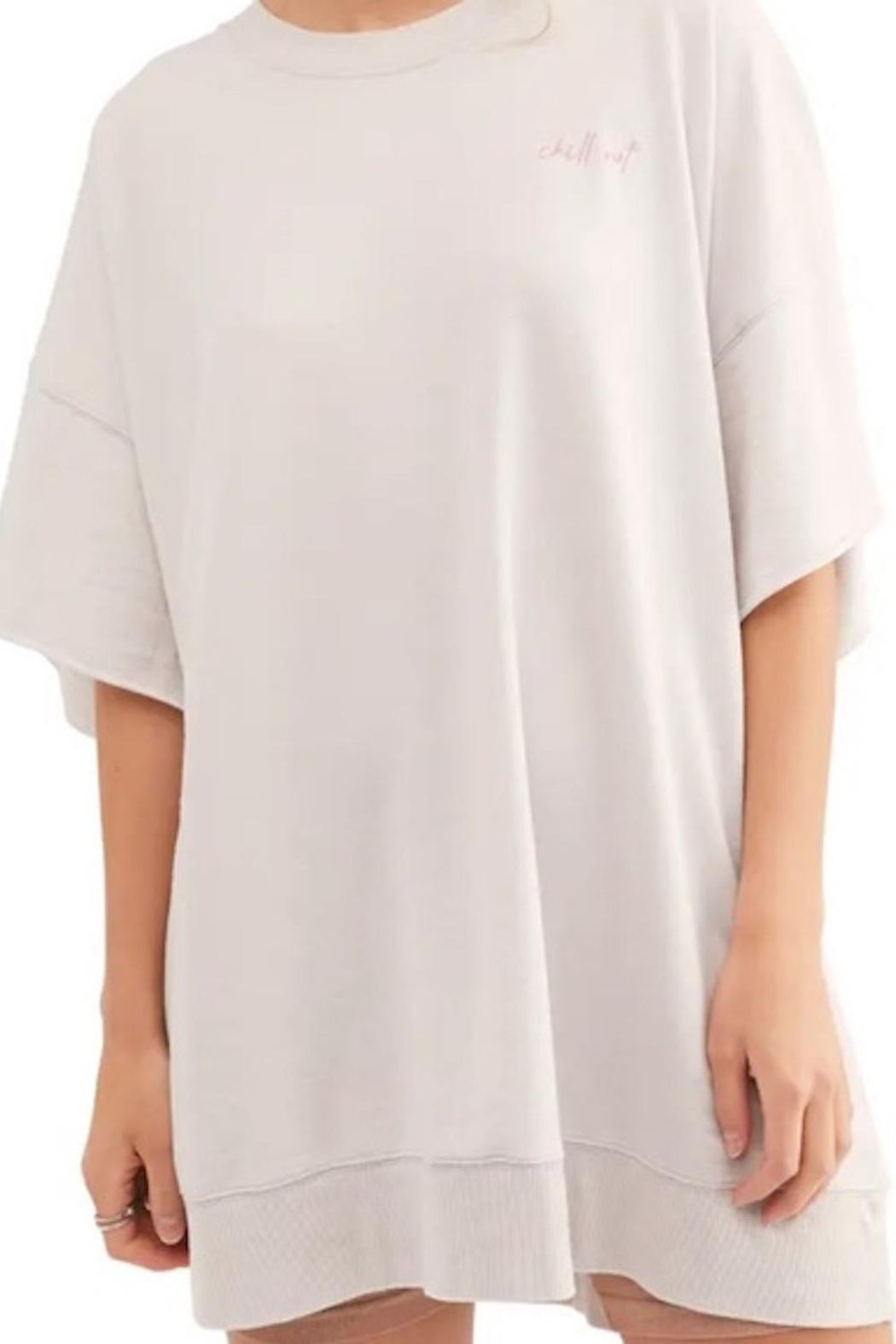 Free People Fp Cool Girl Lounge - Front Cropped Image