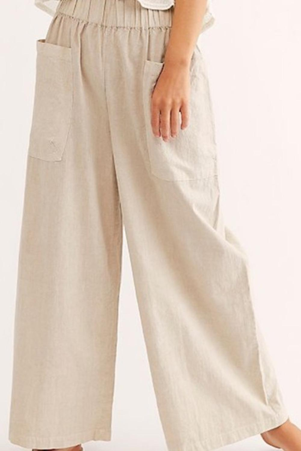 Free People Fp Cosmic Ways Pant - Front Cropped Image