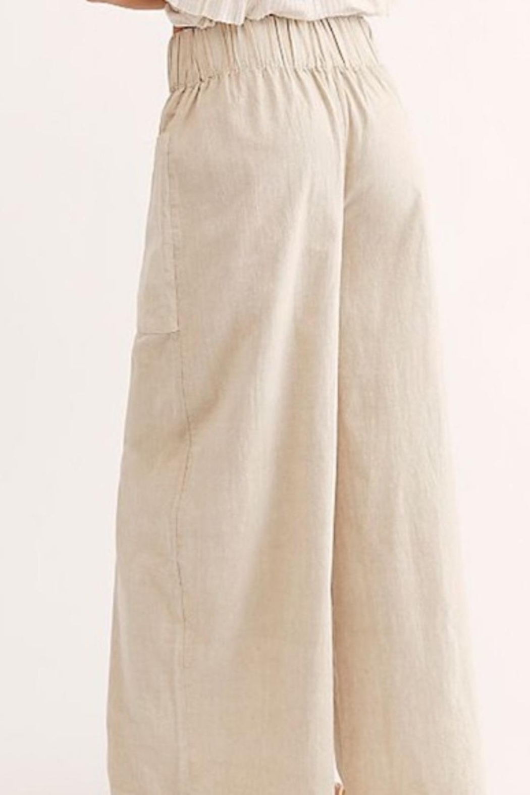 Free People Fp Cosmic Ways Pant - Back Cropped Image