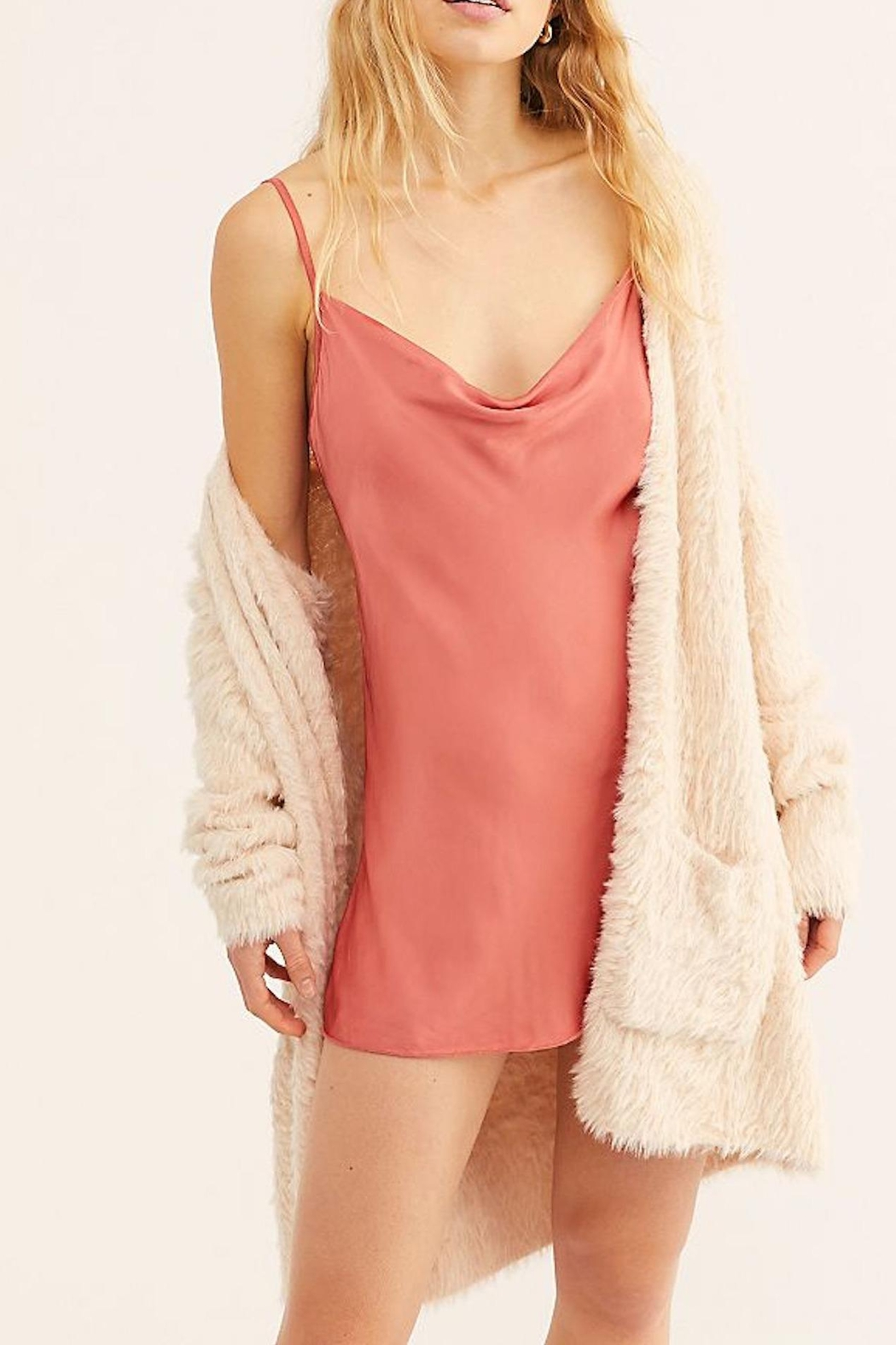 Free People Fp Cowl Girl - Side Cropped Image