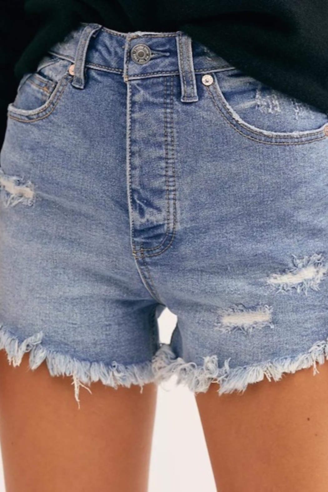 Free People Fp Crvy Short - Main Image