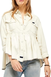 Free People Fp Dylan Babydoll - Product Mini Image