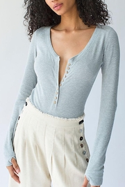 Free People Fp Dylan Bodysuit - Product Mini Image