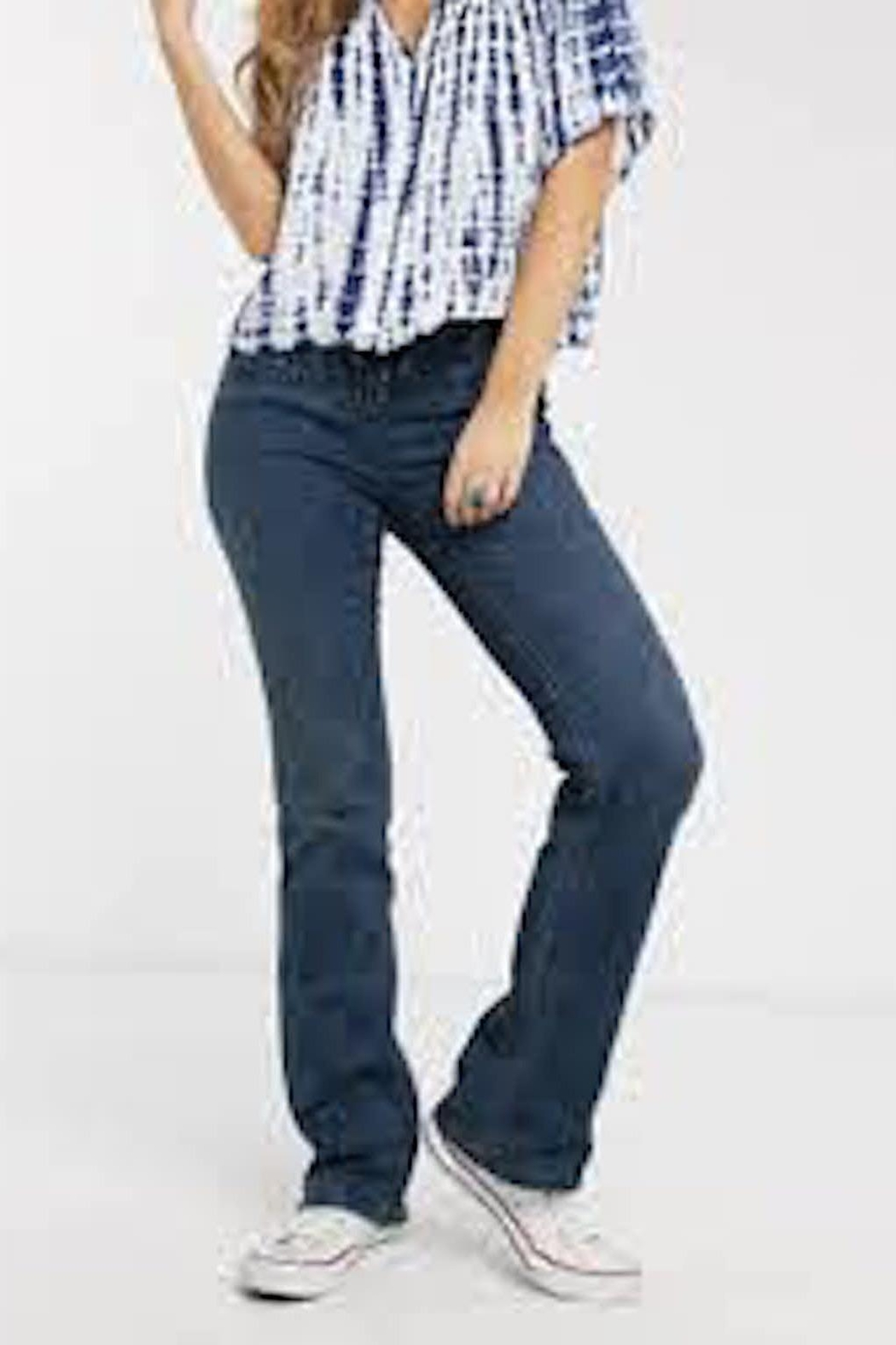 Free People Fp Eva Lace-Up - Front Full Image